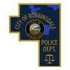 Logo for Robbinsdale Police Dept