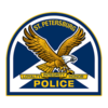 Logo for St Petersburg Police Department