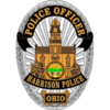 Logo for Harrison OH Police Dept