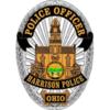Logo for Harrison OH Police Dept
