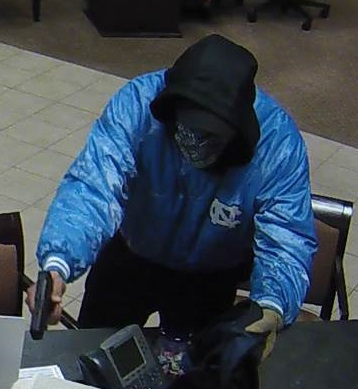Stockyard Bank Robbery CINCINNATI POLICE