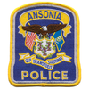 Logo for Ansonia Police Department