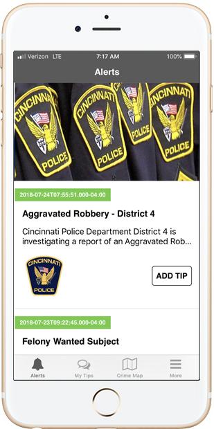 tip411 Pro app